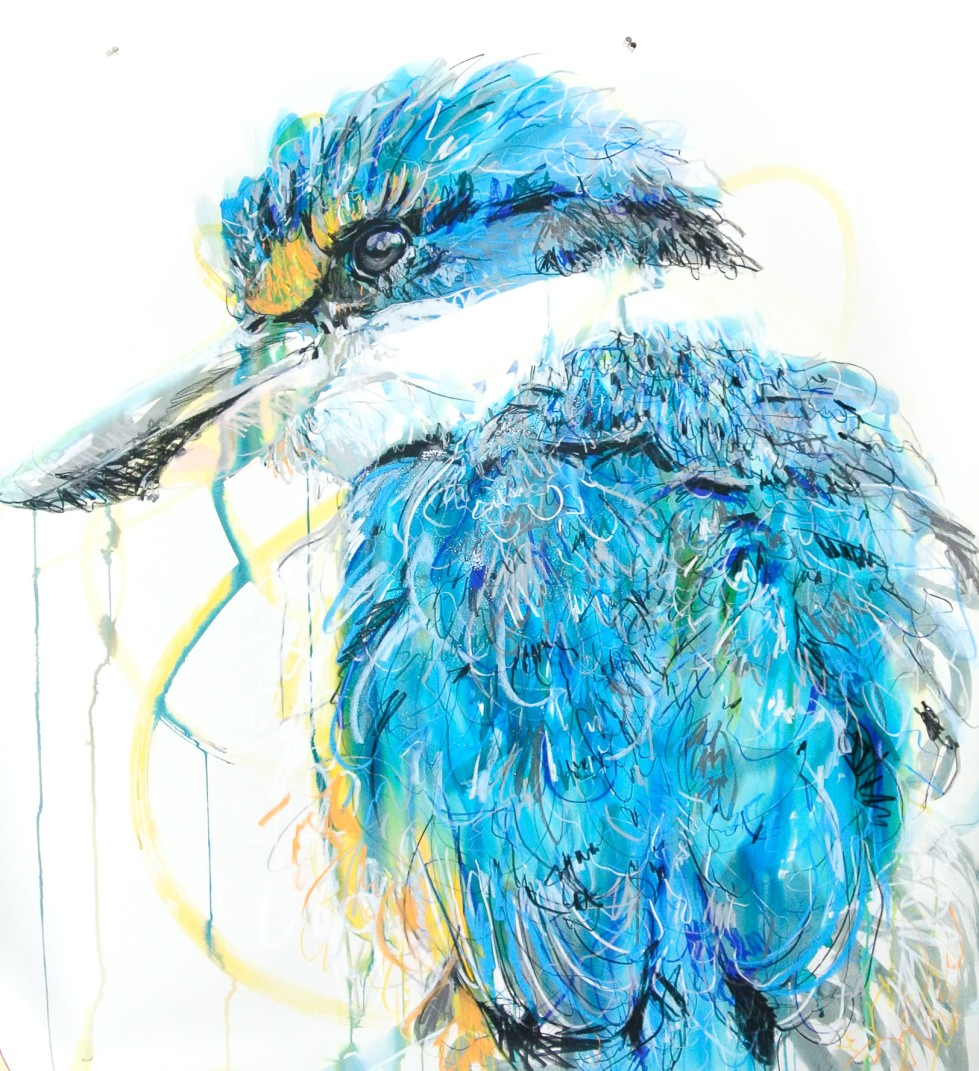 Sacred Kingfisher 7_100x130unsure_17